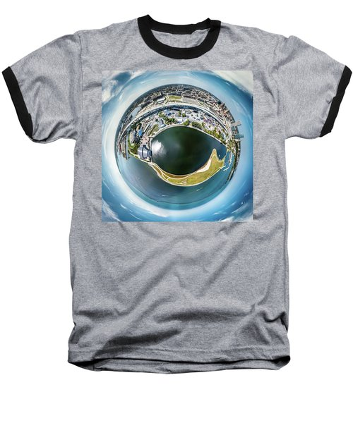 All Seeing Eye Baseball T-Shirt