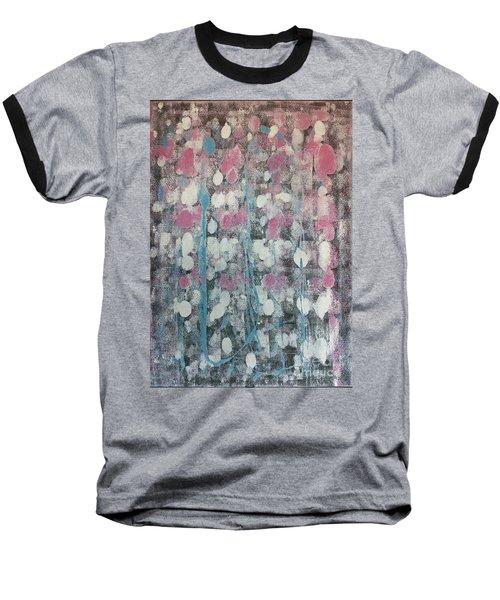 All Shapes Of Love Baseball T-Shirt by Agnieszka Mlicka