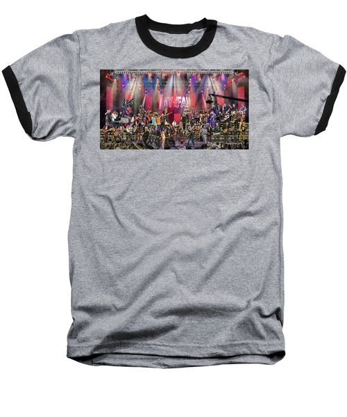 Baseball T-Shirt featuring the photograph All Star Jam by Don Olea