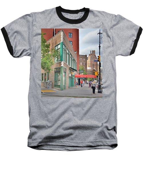 All That Jazz - Greenwich Village Vangaurd  Baseball T-Shirt