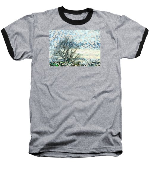 All The Leaves Have Gone Baseball T-Shirt