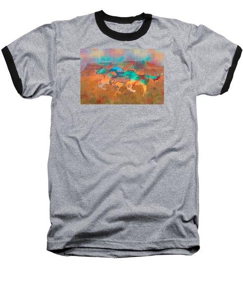 All The Pretty Horses Baseball T-Shirt