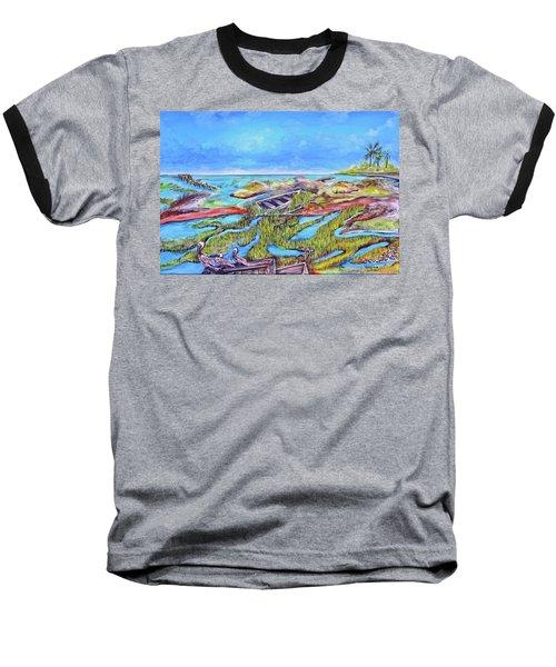 All Washed Up Baseball T-Shirt