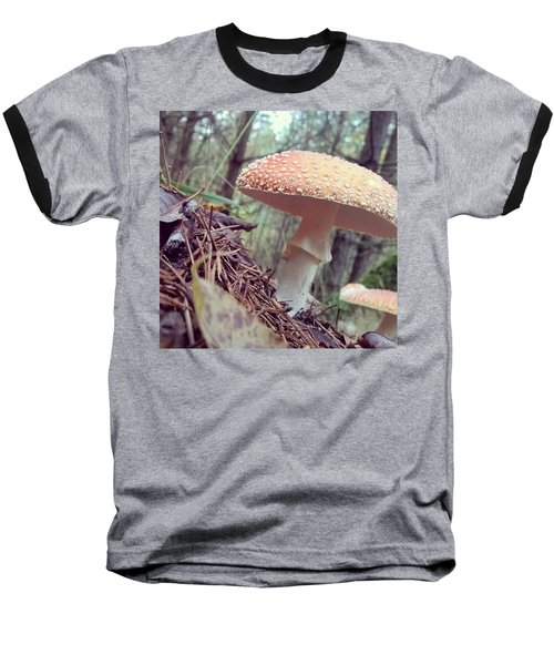 Alle Unter Einem Hut.  #mushrooms Baseball T-Shirt