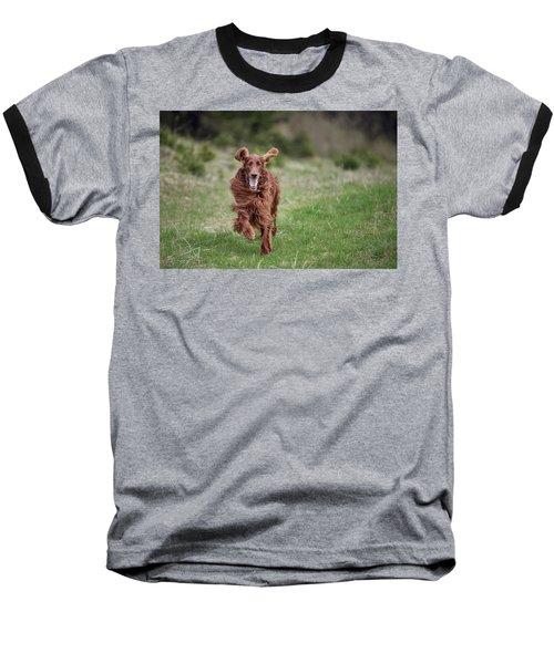 Allegro's March Baseball T-Shirt