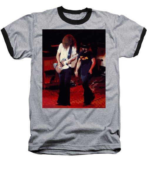 Allen And Ronnie Winterland 1 Baseball T-Shirt