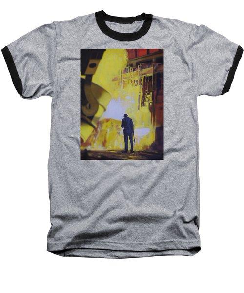 Allen Town Baseball T-Shirt by Vivien Rhyan