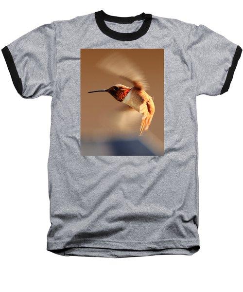 Anna's Hummer - #2 Baseball T-Shirt