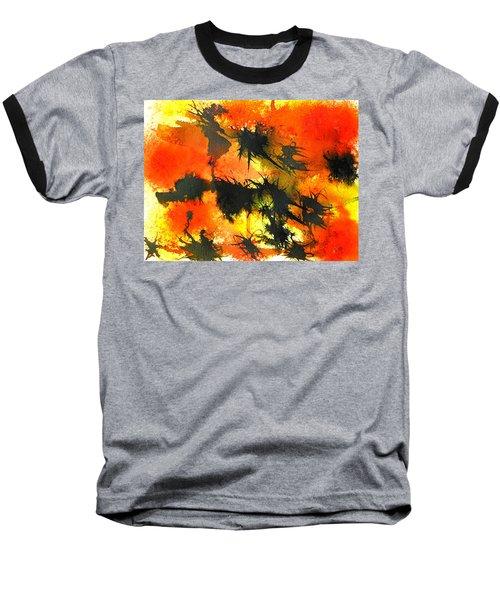 Allergic Reaction Baseball T-Shirt