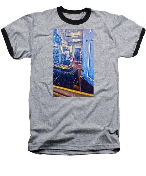 Alley Screen Door Baseball T-Shirt