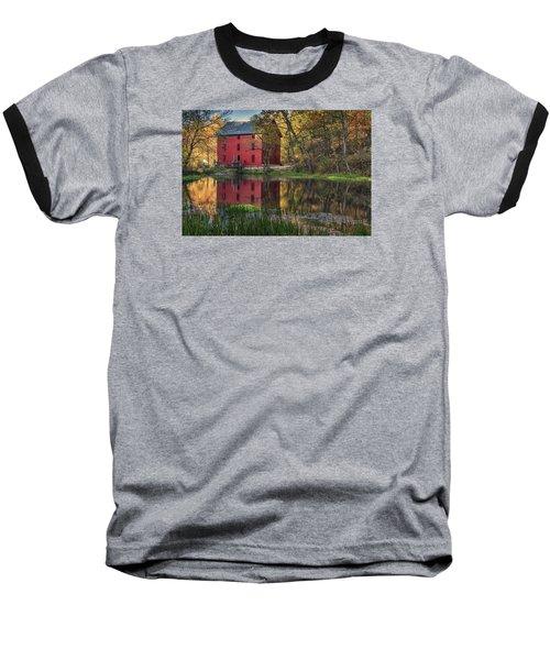 Alley Spring Mill Fall Mo Dsc09240 Baseball T-Shirt