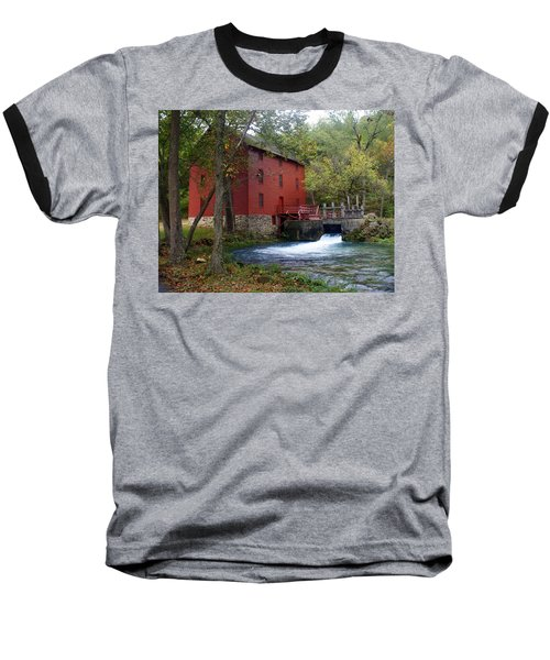 Alley Sprng Mill 3 Baseball T-Shirt