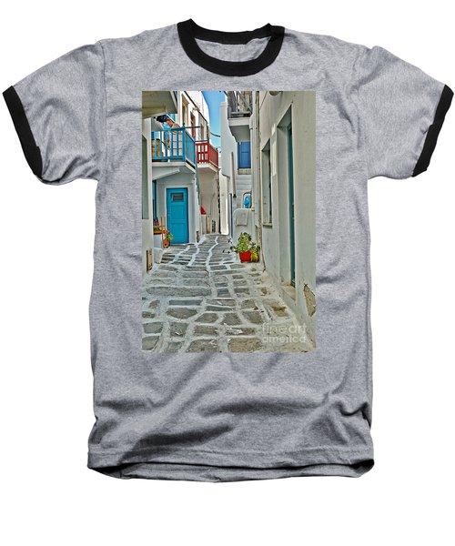 Alley Way Baseball T-Shirt