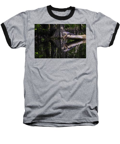 Alligators The Hunt, New Orleans, Louisiana Baseball T-Shirt