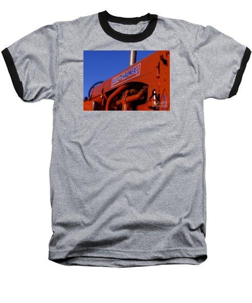 Allis-chalmers Vintage Tractor Baseball T-Shirt
