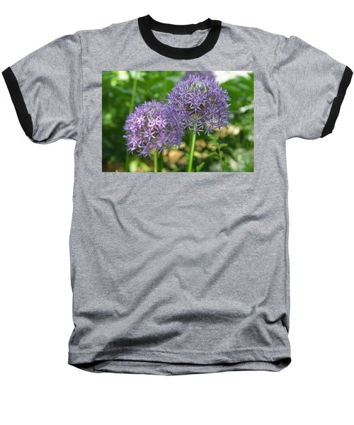 Allium Baseball T-Shirt