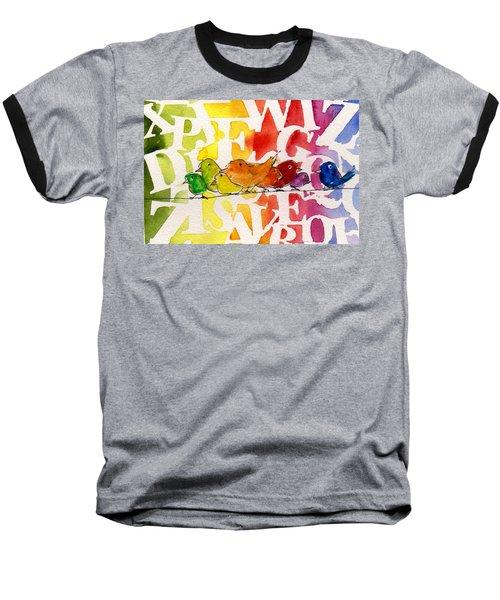 Allphabirds Baseball T-Shirt