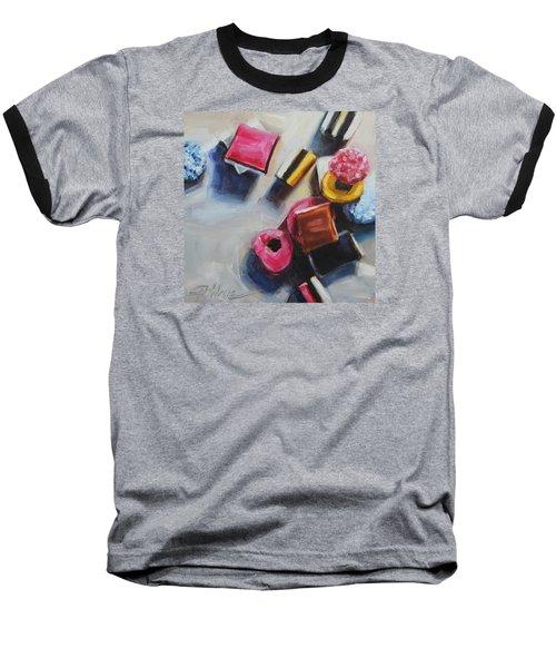 Allsorts Baseball T-Shirt by Tracy Male