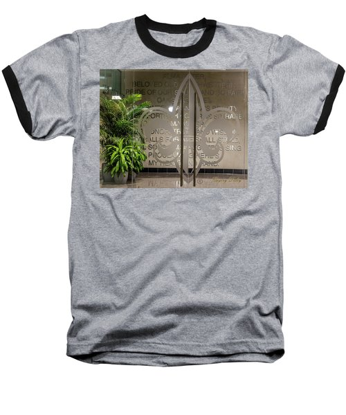 Alma Mater Baseball T-Shirt