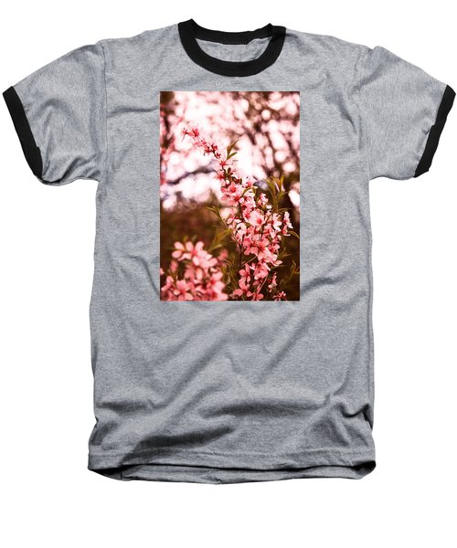Almonds1 Baseball T-Shirt