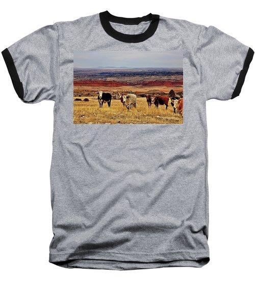 Almost Heaven Baseball T-Shirt