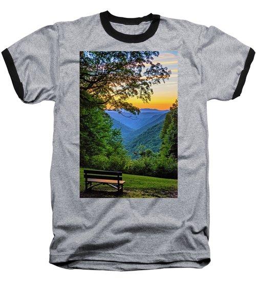 Almost Heaven - West Virginia 3 Baseball T-Shirt