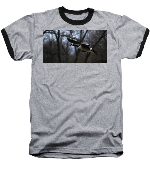 Baseball T-Shirt featuring the photograph Almost Home by Rowana Ray