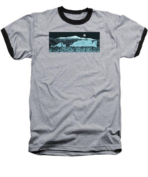 Almost Night Time  Baseball T-Shirt