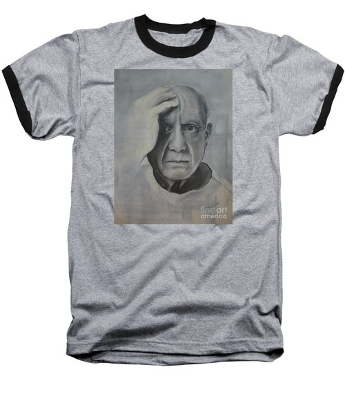 Almost Picasso Baseball T-Shirt