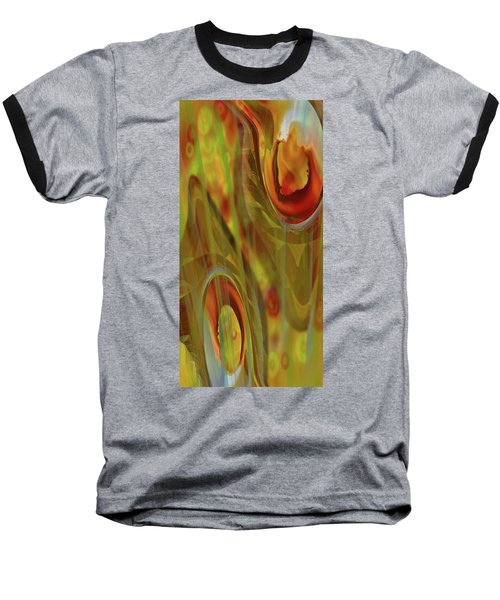 Baseball T-Shirt featuring the digital art Almost  Resting II by Steve Sperry