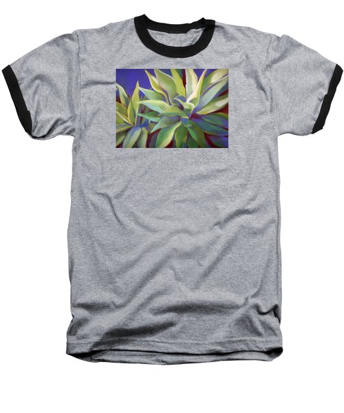 Aloe Plants In Big Sur Baseball T-Shirt