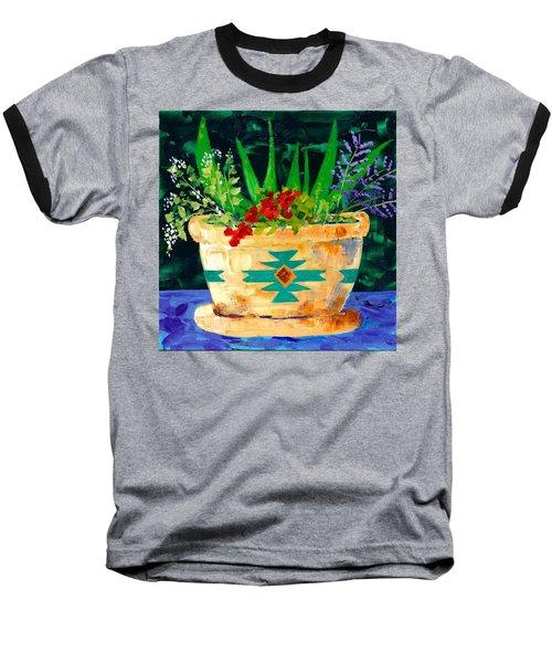 Aloe Vera And Friends  Baseball T-Shirt