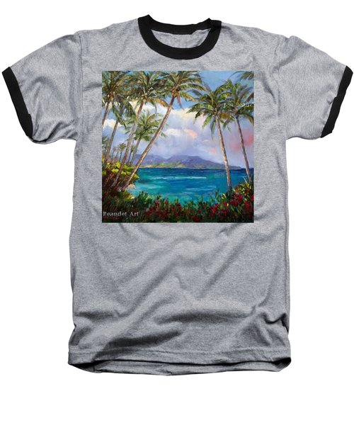 Aloha! Just Dreaming About #hawaii Baseball T-Shirt