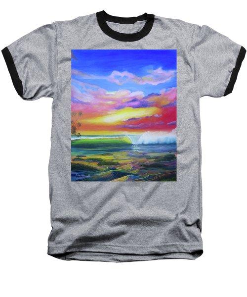 Aloha Reef Baseball T-Shirt