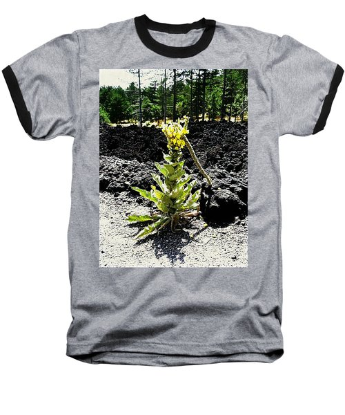 Alone Again Baseball T-Shirt