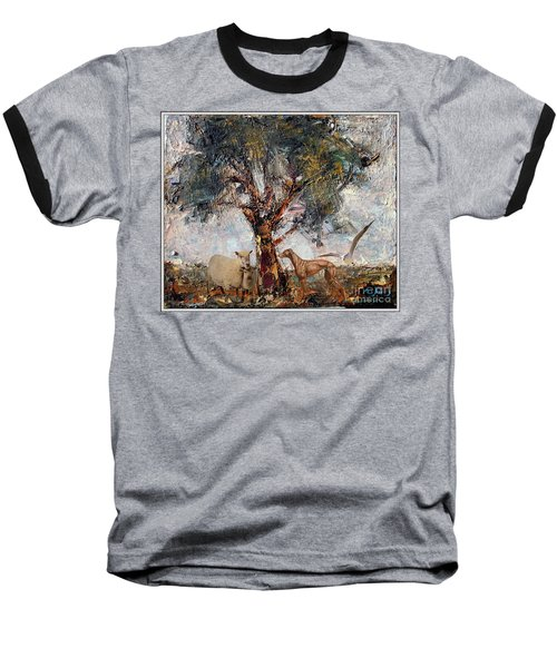 Alone Against Storms 5 Baseball T-Shirt