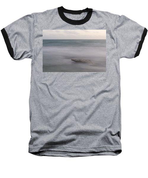 Alone Baseball T-Shirt by Alex Lapidus
