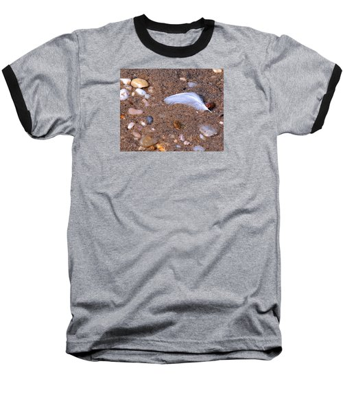 Baseball T-Shirt featuring the photograph Alone Among Strangers by Lynda Lehmann