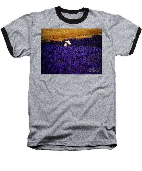 Alone Not Lonely Baseball T-Shirt