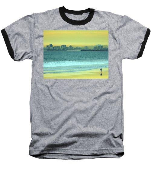 Alone Time Baseball T-Shirt