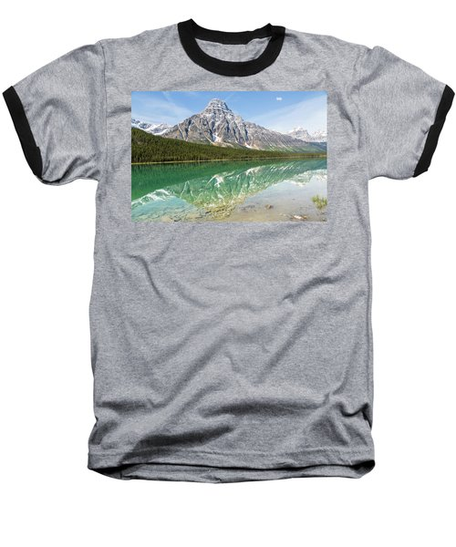Along Highway 93 Baseball T-Shirt