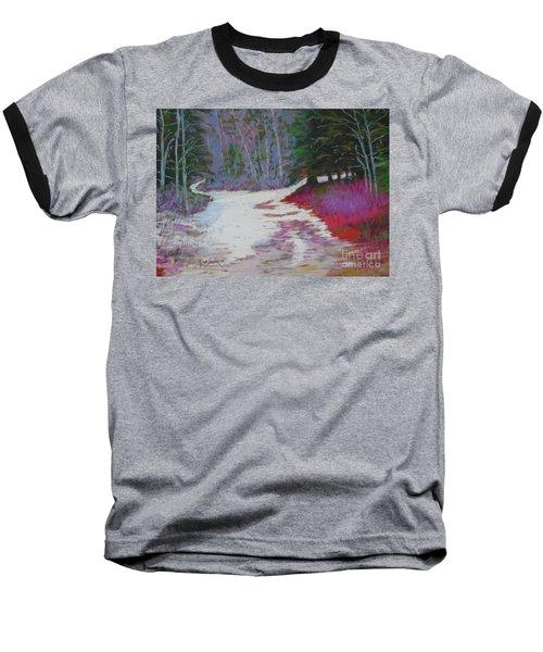 Along The 103  Baseball T-Shirt
