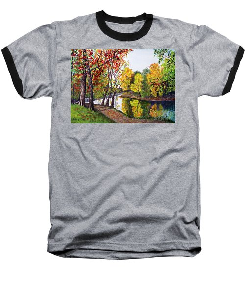 Along The Blanchard Baseball T-Shirt