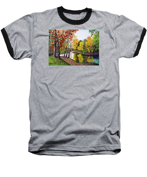 Along The Blanchard Baseball T-Shirt