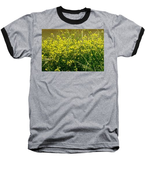 Along The Byou Baseball T-Shirt