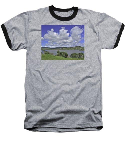 Along The Coast Highway Baseball T-Shirt