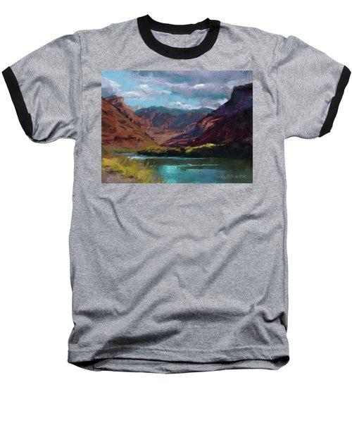 Along The Colorado Baseball T-Shirt