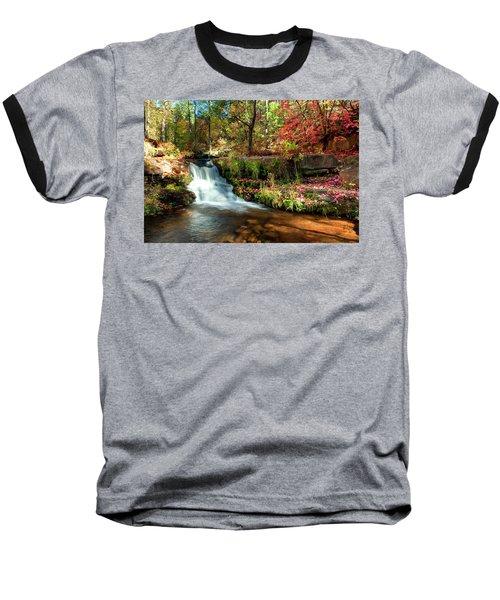 Along The Horton Trail Baseball T-Shirt by Anthony Citro