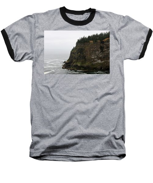 Along The Oregon Coast - 6 Baseball T-Shirt