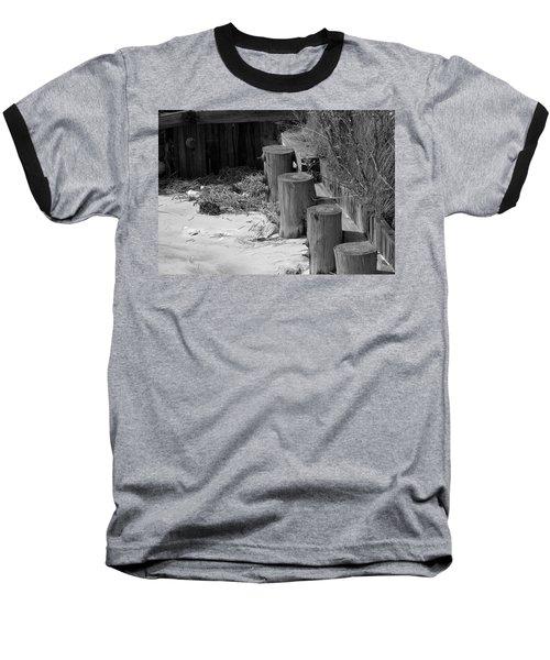 Along The Shore Baseball T-Shirt
